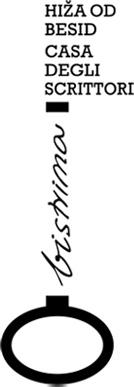 Logo: Kuća pisaca - Hiža od besid - Casa degli scrittori